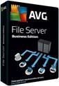 Obrázek AVG File Server Edition, licence pro nového uživatele, počet licencí 5, platnost 1 rok
