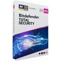 Obrázek Bitdefender Total Security 2020, licence pro nového uživatele, platnost 3 roky, počet licencí 5