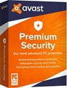 Obrázek Avast Premium Security 2020, obnovení licence, platnost 3 roky, počet licencí 10